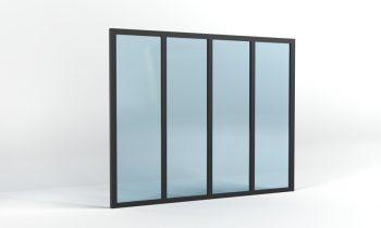 verriere atelier 4 vitrages
