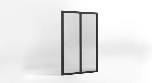 verriere atelier artiste 1200 2 vitrages