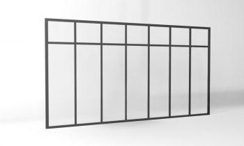 verriere atelier artiste hauteur 1450 7 vitrages