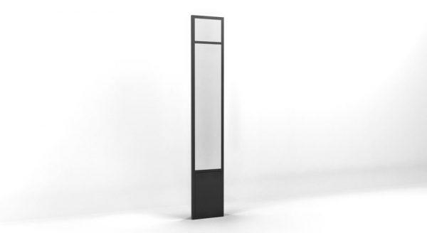 verriere atelier cloison hauteur2500 - 1 vitrage