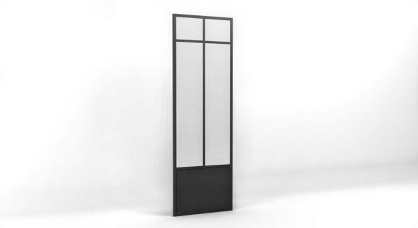 verriere atelier cloison hauteur2500 - 2 vitrages